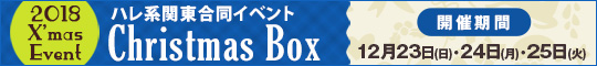 関東合同Christmas Box